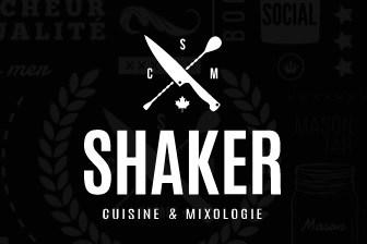 Cuisine & Mixologie Shaker Sherbrooke